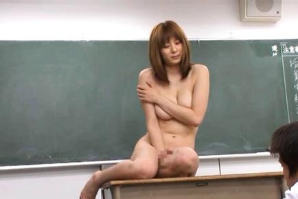 Japanese teachers nude