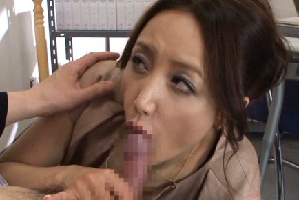 Sayuri honjyou. Sayuri Honjyou Asian sucks shong and has nasty titties exposed