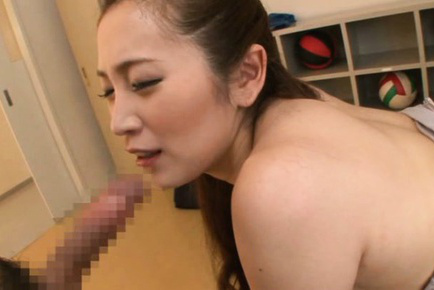 Asami ogawa. Asami Ogawa Asian has haired twat and titties touched by fellows