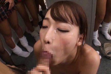 Claire hasumi. Claire Hasumi Asian is make love and gets cumshot in